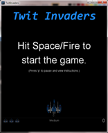 Twit Invaders